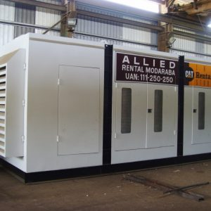 Allied Rental Modaraba - Generator Canopies