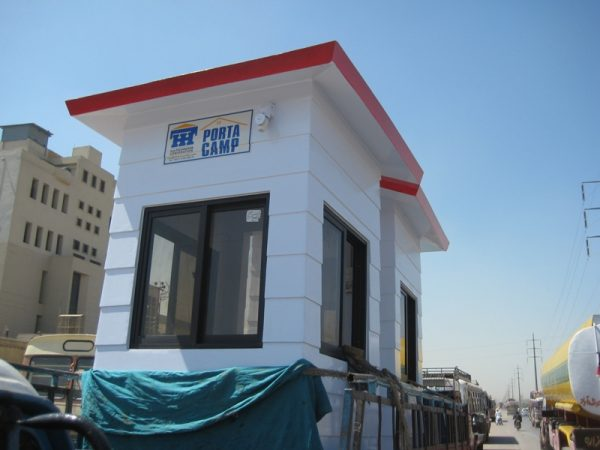 Karachi International Container Terminal - Guardroom Posts