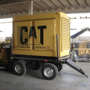 Allied Engineering & Services Ltd. - Generator Canopies / Fuel Tanks