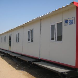 International Committee of Red Cross - Containerized Office Block